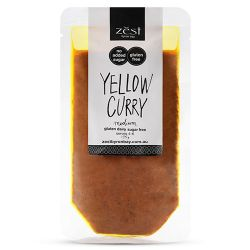 Recipe Blend - Yellow Curry