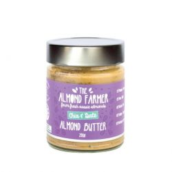 Chia Seed & Date Almond Butter