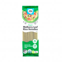 Organic Mulberry Leaf Rice Noodles