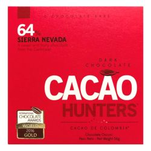 Dark Chocolate - Sierra Nevada 64%