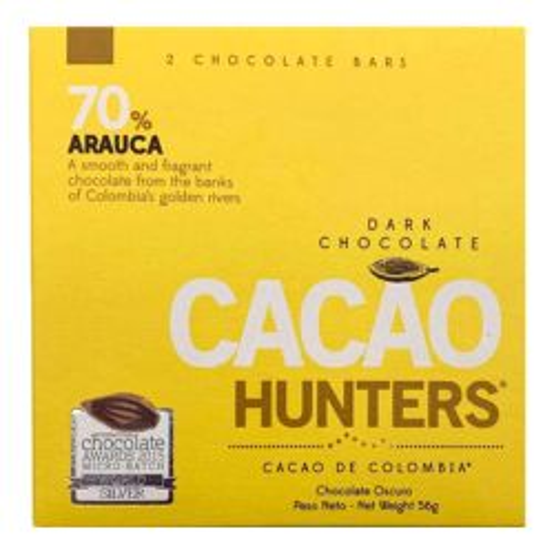 Dark Chocolate - Arauca 70%