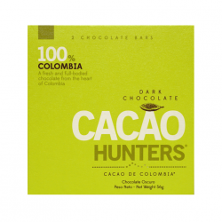 100% Colombia Chocolate