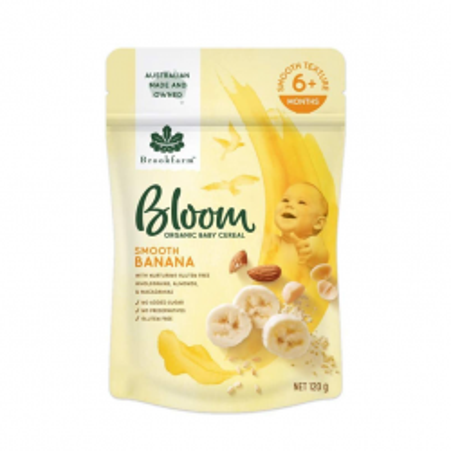 Bloom Organic Smooth Banana