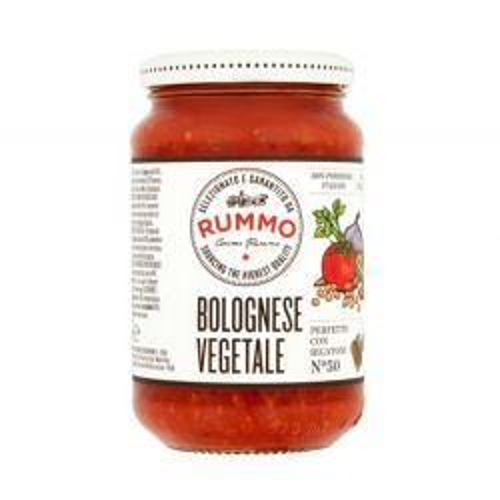 Bolognese Vegetable Sauce
