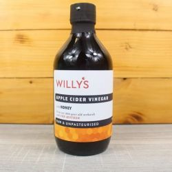 Honey Apple Cider Vinegar With The Mother