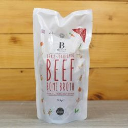 Grass Fed Organic Beef Bone Broth