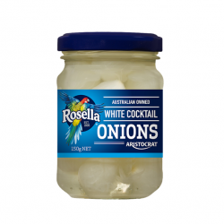 White Cocktail Onions