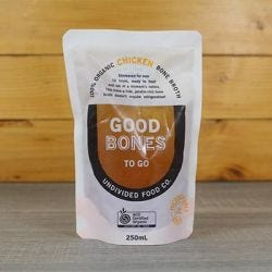 Good Bones Organic Chicken Bone Broth