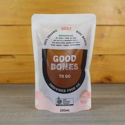 Good Bones Organic Beef Broth