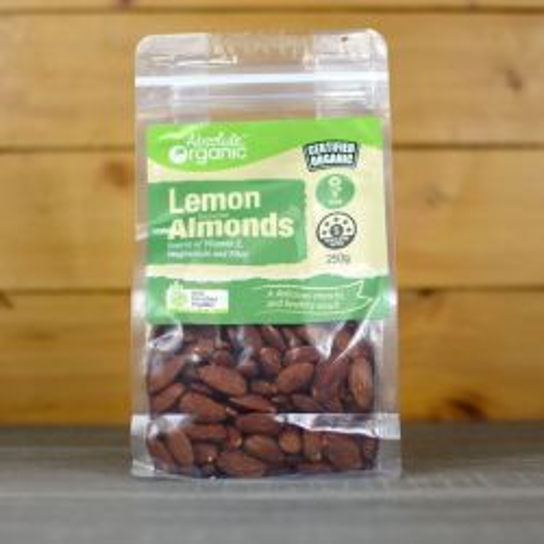 Organic Lemon Almond Nuts