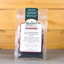 Black Supergrade Peppercorns