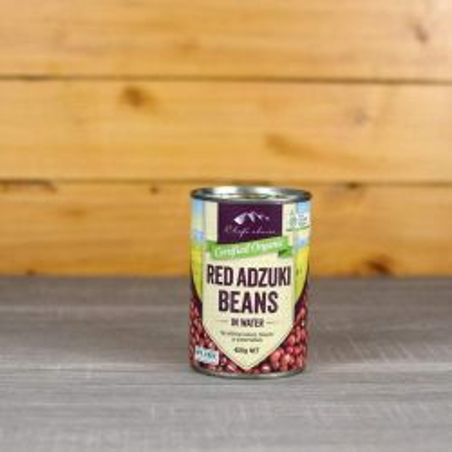 Organic Adzuki Beans in water