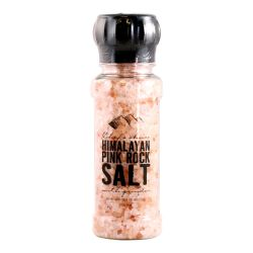 Himalayan PinkRock Salt Grinder