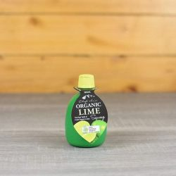 Organic Lime Squeeze