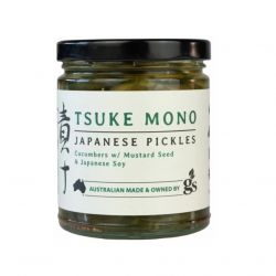 Cucumbers with Japanese Soy