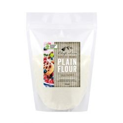 Organic Unbleached Plain Flour