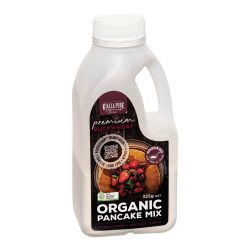 Organic Pancake Mix - Buckwheat