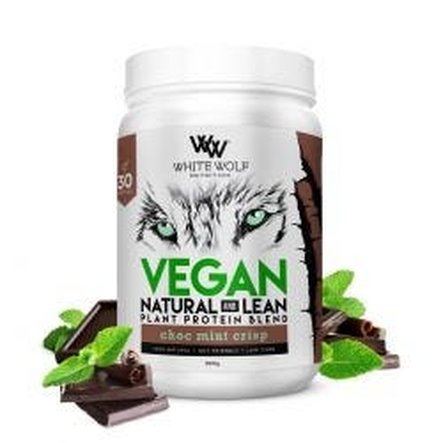 Chocolate Mint Crisp Lean Vegan Protein
