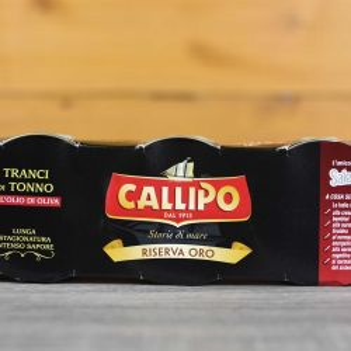 Gold Reserve Tuna Steak in Olive Oil - Multipack