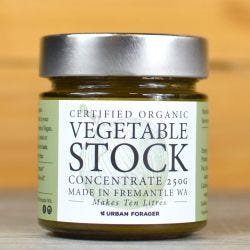 Organic Vegetable Stock Concentrate
