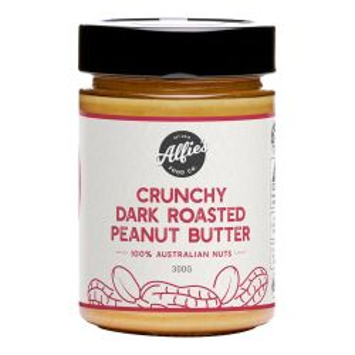 Peanut Butter - Crunchy (Dark Roasted)