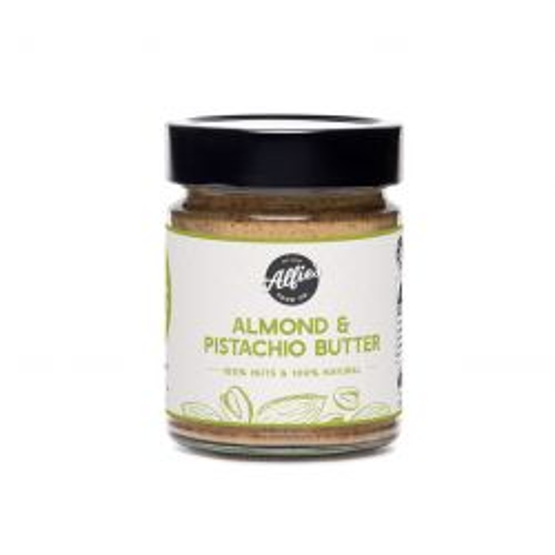 Pistachio & Almond Butter
