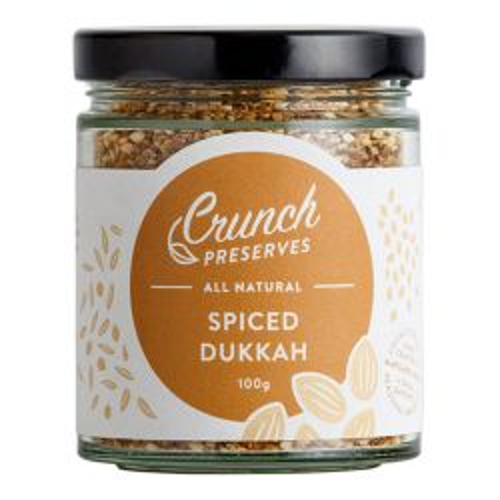 Spiced Dukkah