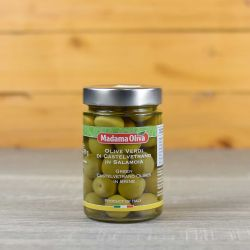 Green Castelvetrano Olives