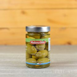 Green Cerignola Olives