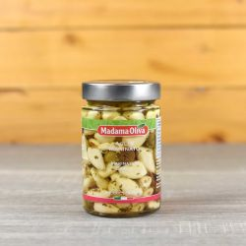 Marinated Garlic In Oil