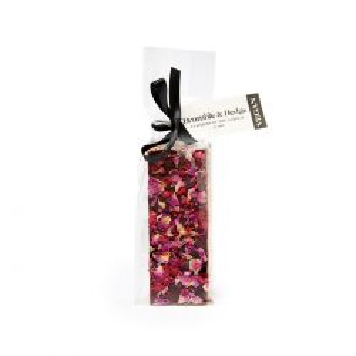 Vegan Wild Raspberry & Vanilla Nougat