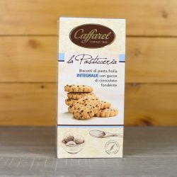 Dark Chocolate Chip Wholemeal Biscuits