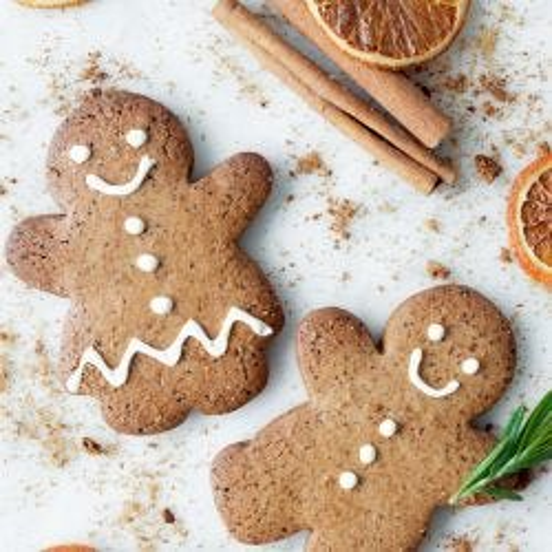 Gluten Free Gingerbread Cookies - Multipack