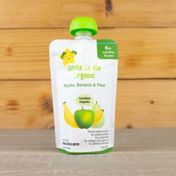 Apple, Banana & Pear Pouch 120g