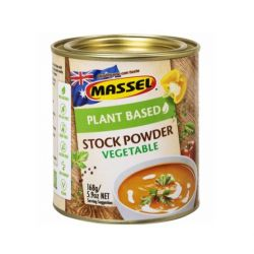 Stock Powder Vegetable Style