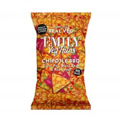 Chipotle BBQ Vegetable Thins 23g