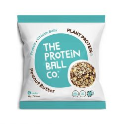Peanut Butter Plant Protein Ball
