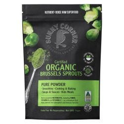 Organic Brussels Sprouts Powder