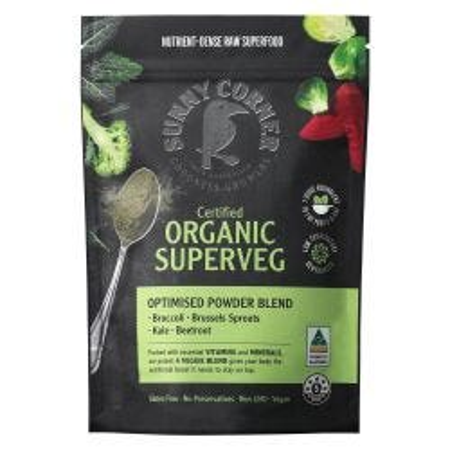Organic SuperVeg Powder