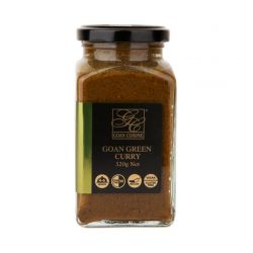 Goan Green Curry 320g