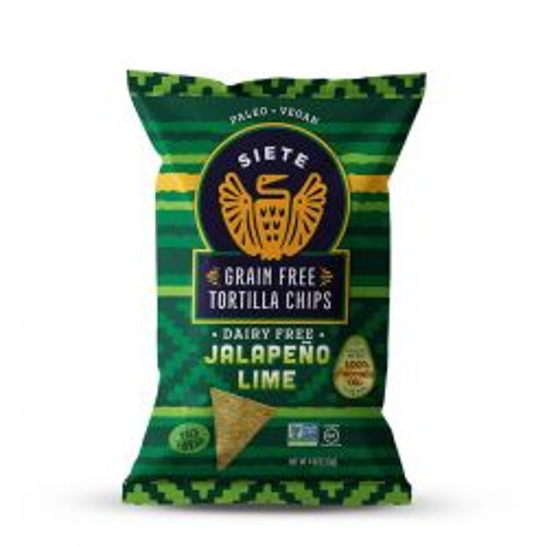Jalapeno Lime Tortilla Chip