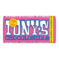 28% White Chocolate - Raspberry Popping Candy