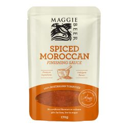 Finishing Sauce - Spiced Moroccan