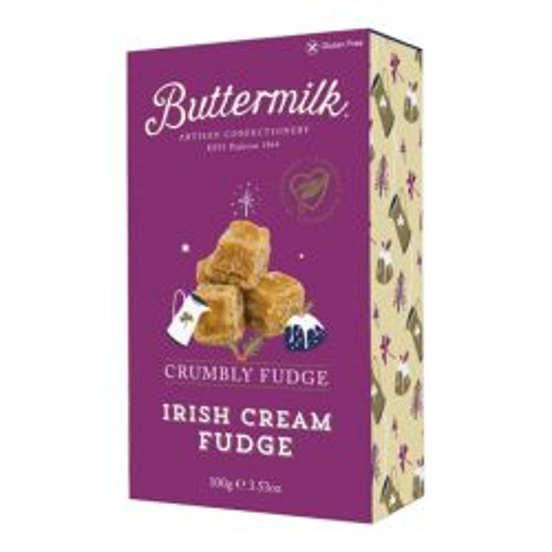 Crumbly Fudge - Irish Cream