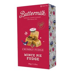 Crumbly Fudge - Mince Pie
