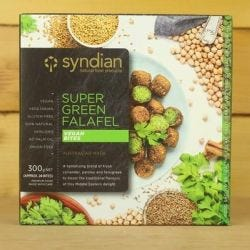 Supergreen Falafel Bites
