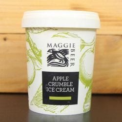 Apple Crumble Ice Cream