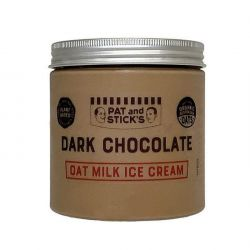 Dark Chocolate Oat Milk Ice Cream