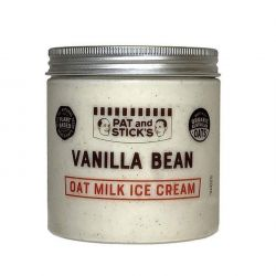 Vanilla Bean Oat Milk Ice Cream