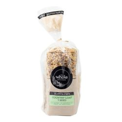 Gluten Free Country Bread - 7 Seed